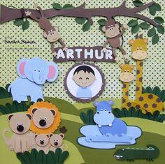 ideias de cha de bebe Arthur - Pesquisa Google