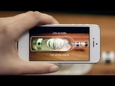 History in a bottle! Augmented reality app turns bottle of Jose Cuervo into interactive Ad. Designed to reflect the brand's history! Augmented Reality, Virtual Reality, App Share, Mobile Advertising, Marketing Technology, User Interface, App Design, Ads, Learning