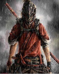 "3,523 Likes, 6 Comments - Kingdom of Assassins (@kingdom.of.assassins) on Instagram: ""By unknown artist #warrior #warriors #picoftheday #best #samurai #asia #china #japan #katana…"""