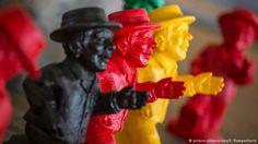 Symbolbild Vereinigung Deutschland Zusammenschluss Zusammenwachsen Entwicklung