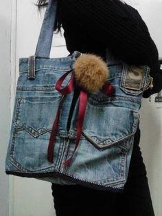 Denim bag (priceless)