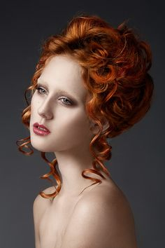 French Rococo style Hair ღ