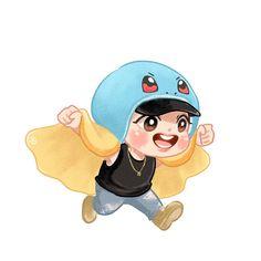 Jackson wang fan art