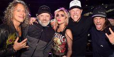 Watch Lady Gaga And Metallica Perform At 2017 Grammy Awards