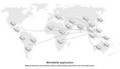 S House 3,Worldwide application