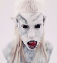 Submitted by spirited-astray Many classic horror icons and other disturbing creatures share common characteristics. Pale skin, dark, sunken eyes, elongated faces, sharp teeth, and the like. These...