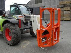 Bale Handling Agriculture Farming, Tractors, Monster Trucks