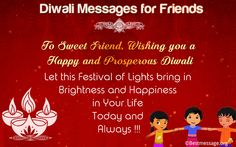 Happy Diwali 2016 Wishes and Messages for Your Friends in Hindi & English