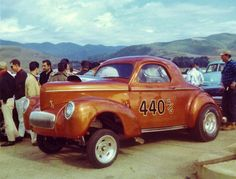 The car that first made my pulse quicken... '41 Willys