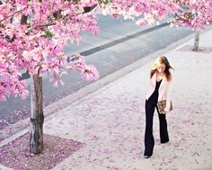 http://www.sydnestyle.com/wp-content/uploads/2015/03/Sydne-Style-blush-trend-spring-2015-moto-jacket-express-pink-flowering-trees-los-angeles-fashion.jpg