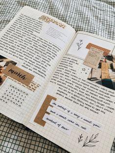 Bullet Journal School, Bullet Journal Inspo, Bullet Journal Lettering Ideas, Bullet Journal Notebook, Bullet Journal Aesthetic, Bullet Journal Ideas Pages, Journal Pages, Journal Layout, Journal Fonts