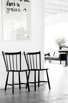 J49 Chair | Borge Mogensen, Fredericia