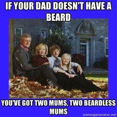 Beard meme Canadian Politics style!