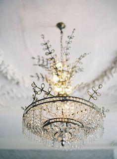 ZsaZsa Bellagio: Home Sweet Home by elvira☆☆☆ Antique Chandelier, Chandelier Lighting, Crystal Chandeliers, Bubble Chandelier, French Chandelier, Chandelier Ideas, Beaded Chandelier, Antique Lamps, Ivy House