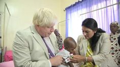 Boris Johnson visits victims of Boko Haram - CNN Video
