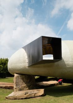 Smiljan Radić's Serpentine Gallery Pavilion photographed by Jim Stephenson