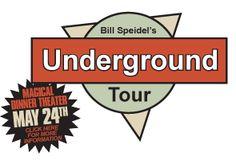Bill Speidel's Underground Tour