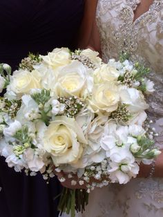 Brides bouquet 9-20