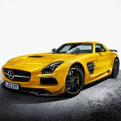 (4) Fancy - Mercedes-Benz SLS AMG Black Series