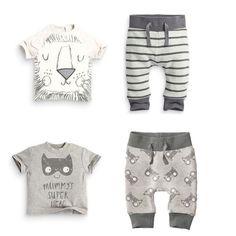 Baby Spring Clothing Set
