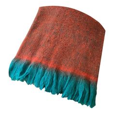 Shop throws and blankets at Chairish, the design lover's marketplace for the best vintage and used furniture, decor and art. Mohair Blanket, Mohair Throw, Decorating Coffee Tables, Tie Dye Skirt, Cool Stuff, Table Decorations, Luxury, Shopping, Vintage