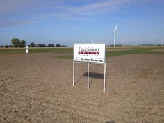 One plot ready. Two to go. #TeamDevolder Customer Appreciation Day in #CKOnt  @precision_plant #OntAg