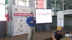 <p>Chihuahua, Chih.- Esta tarde en rueda de prensa con Sergio Meza integrante del Plan Estratégico de Ciudad Juárez presentó a la ciudadanía