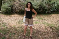 pantaloncini fatti a mano - diy bloomers