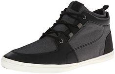 Aldo Men's Normie Fashion Sneaker, Dark Grey, 44 EU/11 D US. Size: 44 M EU / 11 D(M) US.