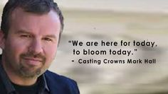 Dyslexia and Casting Crowns Mark Hall Singer Songwriter