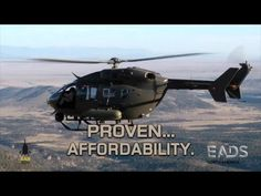 Airbus Group - AAS-72X+ Armed Aerial Scout Helicopter [720p] - YouTube