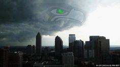Category 12 storm is coming to Atlanta!! Playoffs Seahawks vs Falcons 1-13-13