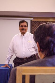 Our COO, Mr. Krishnan Kuppuswamy's Farewell Day & 60th Birthday Celebrations.