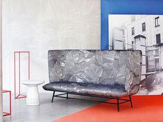 Gimme Shelter Sofa By Diesel By Moroso   Hub Furniture Lighting Living