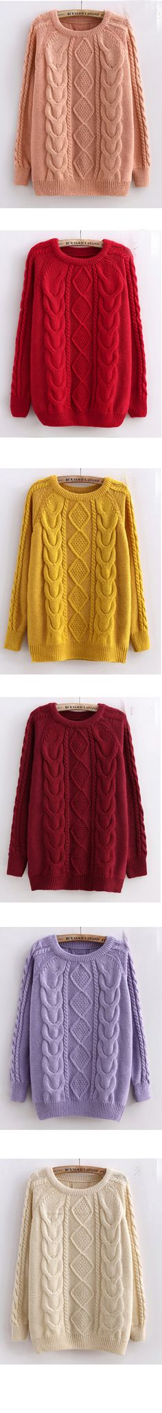 #Sweater # cabled sweater  More at: http://livinglearningandloving.com/things-we-like-and-love/
