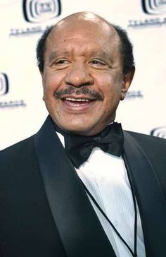 Actor Sherman Hemsley, best known for his role as George Jefferson on the CBS television series All in the Family and The Jeffersons, died at age 74.