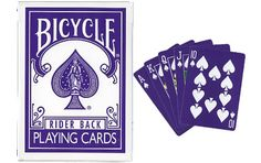 Bicycle The Purple Deck Playing Cards. #playingcards #poker #games