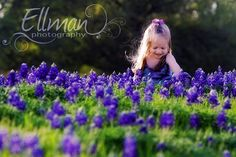 I can't remember how many times Mom made me take an Easter picture in a field of Texas Bluebonnets!  I need to be able to do it with Emmalyn and Jude one day!