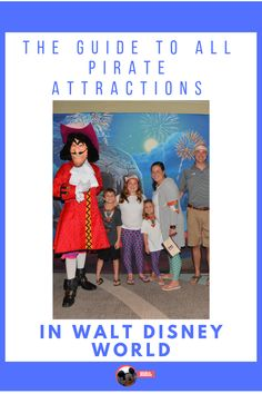 Don't miss out on any of these activities that your pirate lover will like - including treasure hunts, meet and greets and attractions. Disney World Shows, Disney World Rides, Walt Disney World Vacations, Disney World Tips And Tricks, Discovery Island, Lightening Mcqueen, Mickey Balloons, Stage Show, Disney World Planning