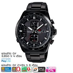 CASIO Edifice Chronograph รุ่น EQW-A1110DC-1ADR Tough Solar (พิเศษ ผ่อน 0%…