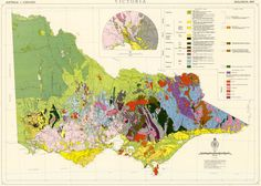 Geological Map of Victoria