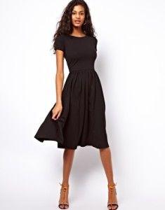 cute litle black dress