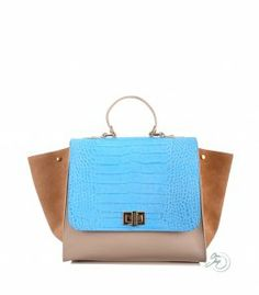 CHIC multicolor bag