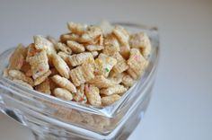 Sugar Cookie Chex Pa