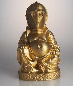 Star Wars - Zen C3PO
