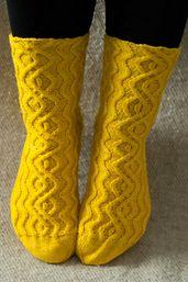 Ravelry: Walking on Sunshine pattern by Kate Atherley