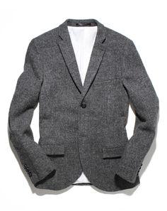 Topman Tweed Jacket