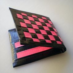 15 Cool Duct Tape Wallets | 101 Duct Tape Crafts