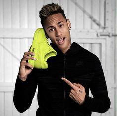 missdasilvasantos: Neymar for Nike