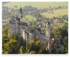 luxury holiday castles Germany -